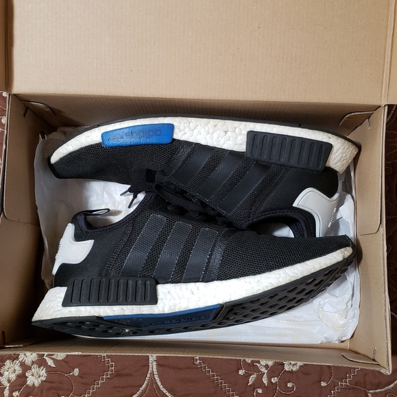 Mens Adidas NMDs first edition Size 10.5
